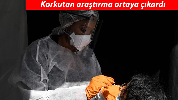 Korkutan araştırma ortaya çıktı: Coronavirüs Beyin Hücrelerini Böyle Öldürüyor