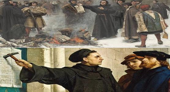 Martin Luther'den Endüljanslara Karşı Çıkış