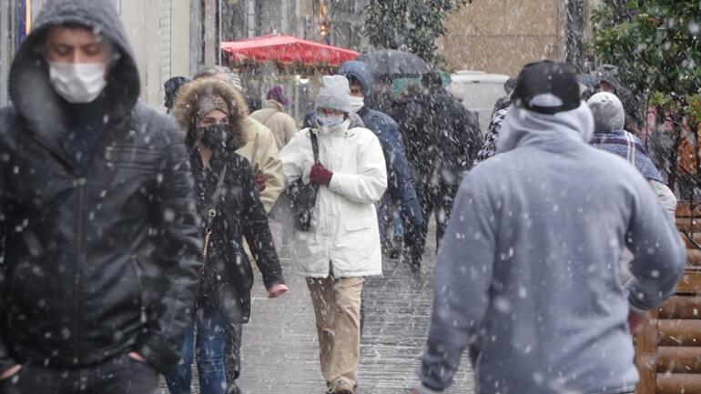 Meteoroloji'den Flaş Açıklama: Bu şehirlere 6 Gün boyunca sürekli kar yağışı