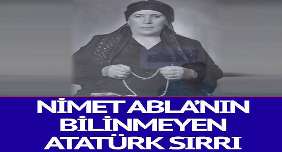Milli piyango tarihine damgasını vuran, Nam-ı diğer Nimet Abla'nın bilinmeyen Atatürk sırrı!