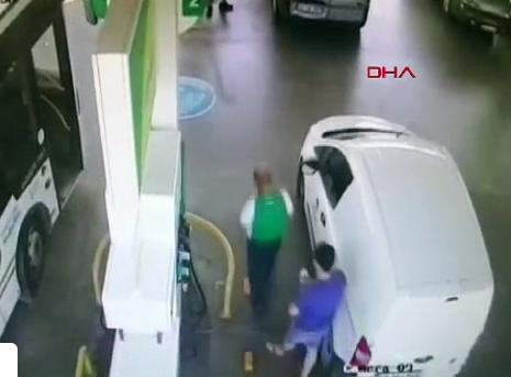 Pınar Gültekin'in katilinin benzinlikteki görüntüleri ortaya çıktı!