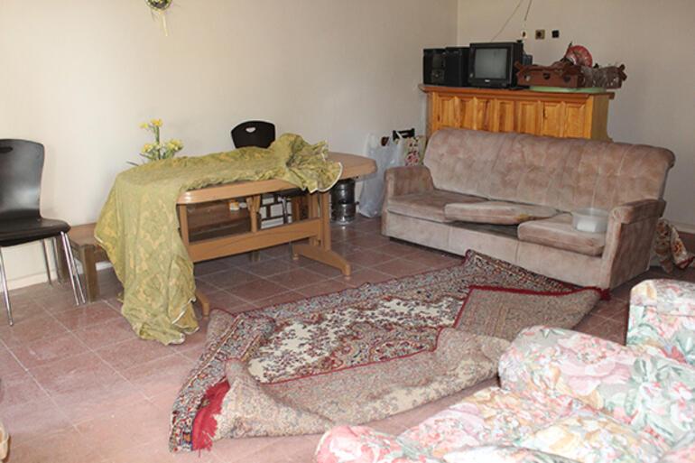 Pınar Gültekin'in öldürüldüğü o ev görüntülendi: İşte vahşet evi...