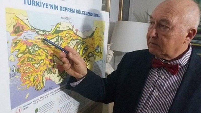 Prof. Dr. Ahmet Ercan Korkutan İzmir Depremini Açıkladı