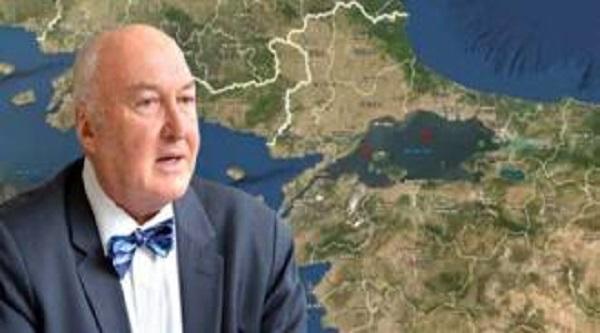 Prof.Dr. Ahmet Ercan depremin büyüklüğünü açıkladı. Artçısı bile korkunç olacak