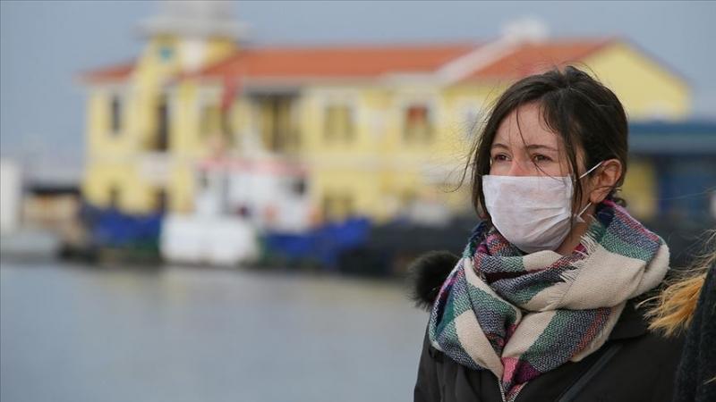 Rüzgarda koronavirüs riski
