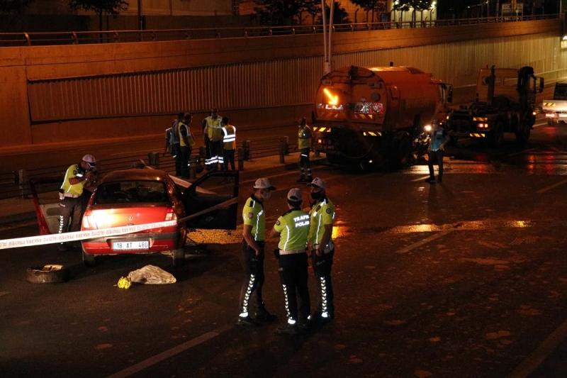 Sabaha Karşı Korkunç Kaza: Ölü ve Yaralılar Var