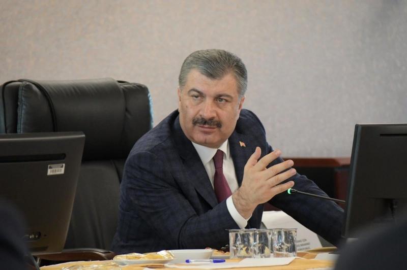 Sağlık Bakanı Fahrettin Koca Günlük Vaka Ve Ölü Sayısını Açıkladı: Bakan Koca Uyardı Korkutan Artış Devam Ediyor