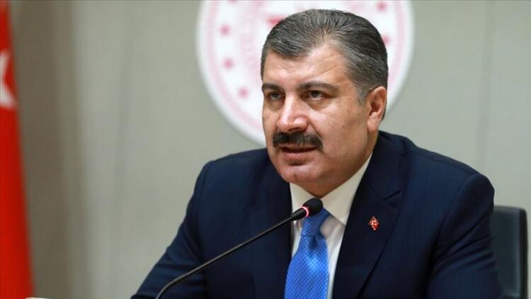 Sağlık Bakanı Fahrettin Koca Günlük Vaka Ve Ölü Sayısını Açıkladı: Yeni yılın ilk vaka tablosu