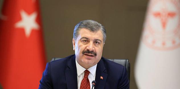 Sağlık Bakanı Fahrettin Koca Günlük Vaka Ve Ölü Sayısını Açıkladı ve Ciddi Boyutta Yükselme Var