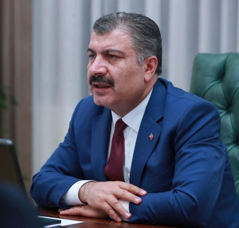 Sağlık Bakanı Fahrettin Koca Günlük Vaka Ve Ölü Sayısını Açıkladı: Ölü Ve Vaka Sayısında Korkutan Artış