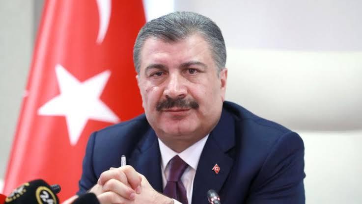 Sağlık Bakanı Fahrettin Koca 7 Ağustos Tarihli Vaka ve Ölü Sayısını Açıkladı