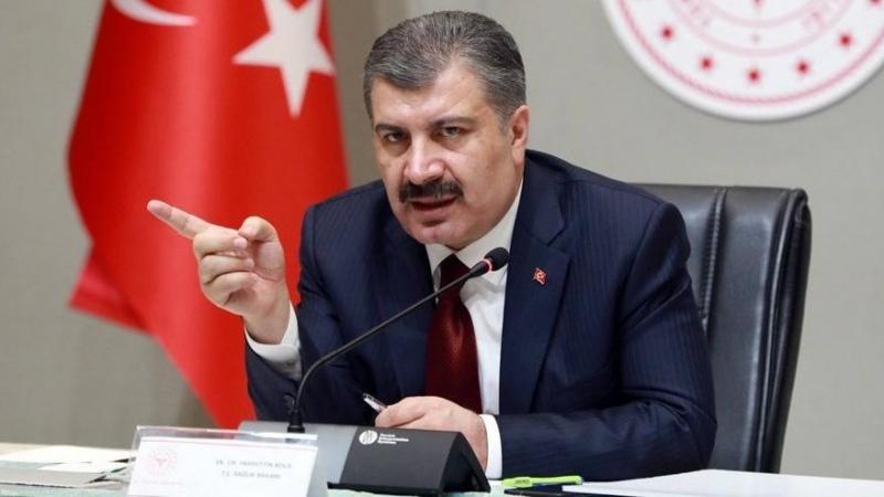 Sağlık Bakanı Fahrettin Koca Günlük Vaka Ve Ölü Sayısını Açıkladı: 7 İlde Vaka Sayısı Hızla Artıyor Bakan Koca Uyardı