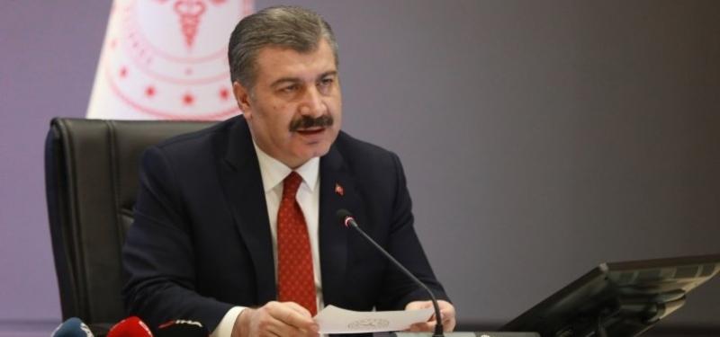 Sağlık Bakanı Fahrettin Koca Bilim Kurulu Toplantısı Sonrası Günlük Vaka Ve Ölü Sayısını Açıkladı
