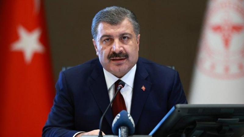 Sağlık Bakanı Fahrettin Koca Günlük Vaka Ve Ölü Sayısını Açıkladı: Korkutan Tablo