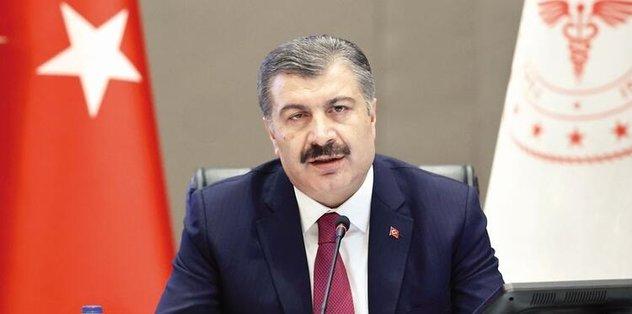 Sağlık Bakanı Fahrettin Koca Günlük Vaka Ve Ölü Sayısını Açıkladı: Ağır Hasta Sayısı Artıyor Diye Uyardı