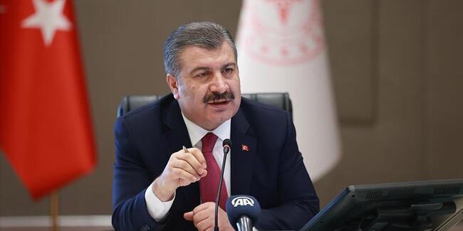 Sağlık Bakanı Fahrettin Koca En Riskli 5 İlimizi Açıkladı