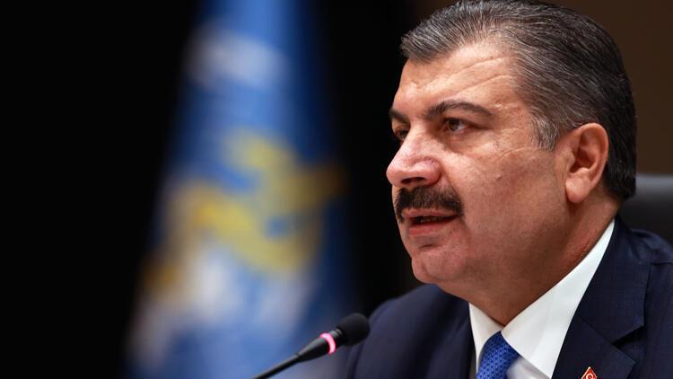 Sağlık Bakanı Fahrettin Koca'dan flaş açıklamalar!