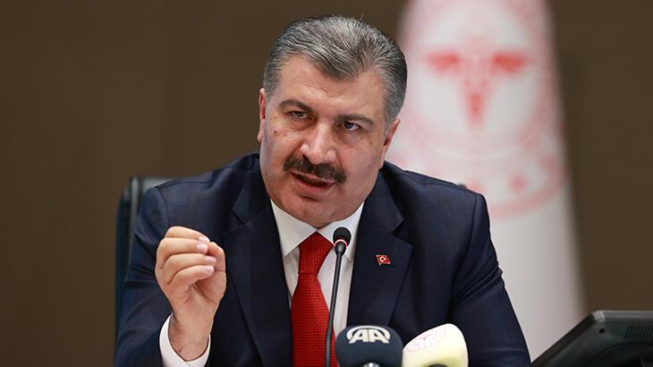 Sağlık Bakanı Fahrettin Koca Günlük Vaka Ve Ölü Sayısını Açıkladı: Dikkat!  Korkutan Rakam Devam Ediyor