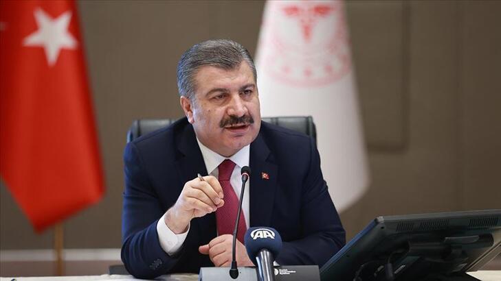 Sağlık Bakanı Fahrettin Koca Günlük Vaka Ve Ölü Sayısını Açıkladı Ekledi. Durum Endişe Verici