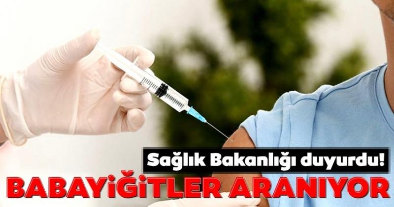 Sağlık Bakanlığı Duyurdu: Yerli Aşı İçin Babayiğit Gönüllüler Aranıyor