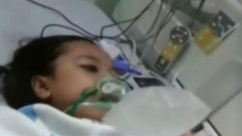 Şoke Eden Olay: Hastanede Ölen Çocuk, Gömülürken Dirildi