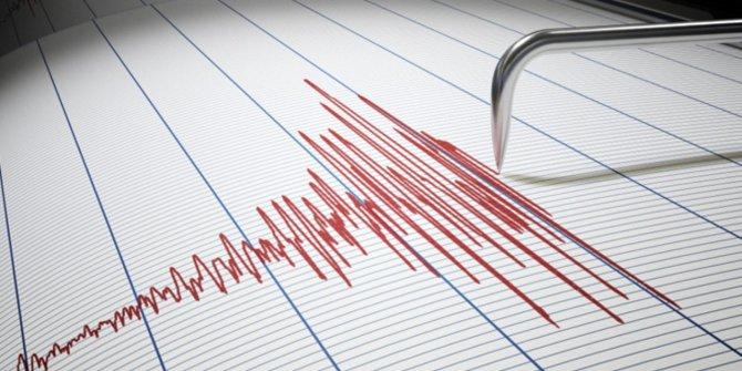 Son Dakika: Ağrı'da korkutan deprem