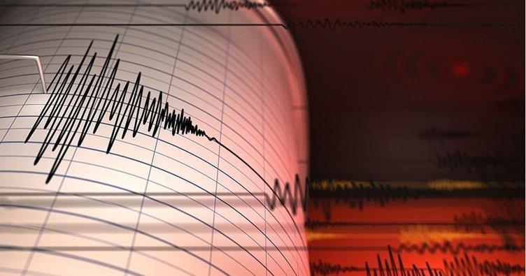 Son Dakika: Iğdır'da Korkutan Deprem
