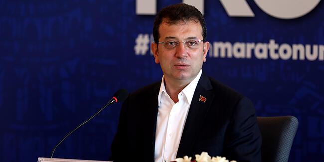 Son Dakika: İstanbul Büyükşehir Belediye Başkanı Ekrem İmamoğlu Coronaya Yakalandı