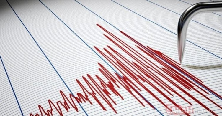 Son Dakika: İzmir'de korkutan deprem!