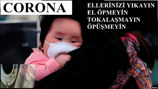 Son Dakika: Korona Virüsü Türkiye'ye Sıçradı, Bir Çocuğa Korana Virüsü Teşhisi Kondu. İşte Konuyla İlgili Yapılan  Önemli Açıklama