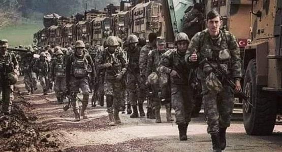 Son Dakika Operasyon başladı: Türk askeri sınırı geçti!