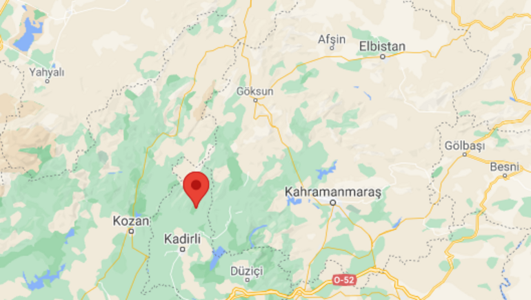 Son Dakika: Osmaniye'de korkutan deprem