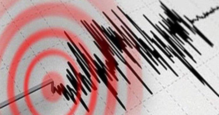 Son Dakika : Tokat'ta korkutan Deprem