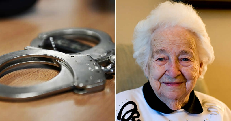 Tanık Olarak Mahkemeye Çıkarılan Yaşlı Kadın Verdiği Cevaplarla Herkesi Şaşkına Çevirdi
