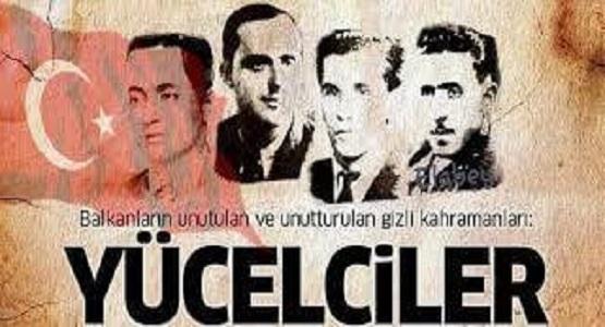 Üsküp'de İdama terk edilen 4 Türk (yaşanmış gerçek olay)