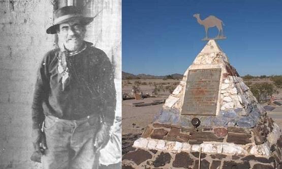 Vahşi Batıda Bir Osmanlı Şerifi Hacı Ali