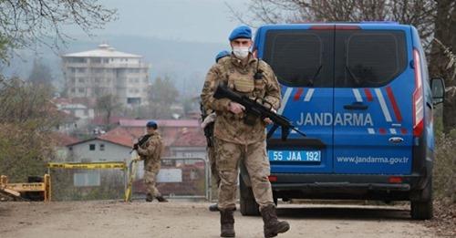 Vakaların gizlendiği mahallede 150 kişinin yarısı korona çıktı
