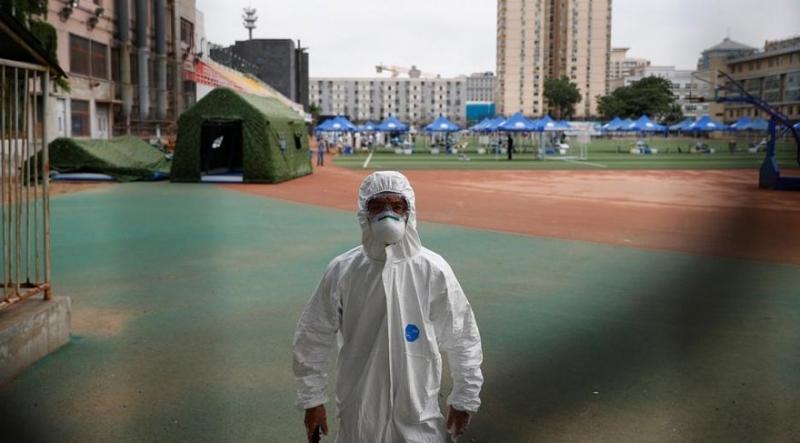 Yeni vakaların görüldüğü Çin'de yeni semptomlar da çıktı!