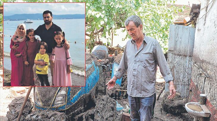 Coronadan Kaçtılar Sele Kapıldılar: Üç Kızını Kurtarmayı Başardı Ama Karısı Annesi Ve Kendi Sel Sularına Kapıldı