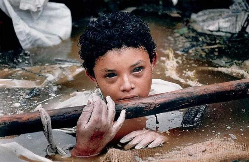 Yürekleri burkan Pulitzer ödüllü fotoğrafın trajik hikayesi: Omayra Sanchez