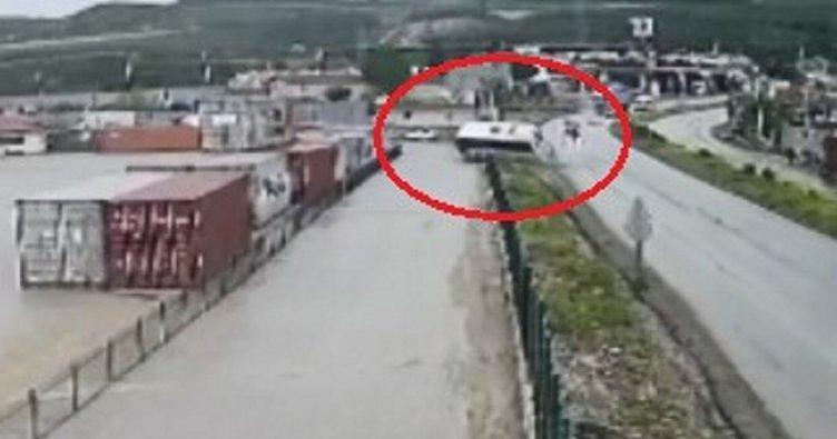 Bursa'daki kazada yürek yakan detaylar! Ölüm böyle gelmiş…