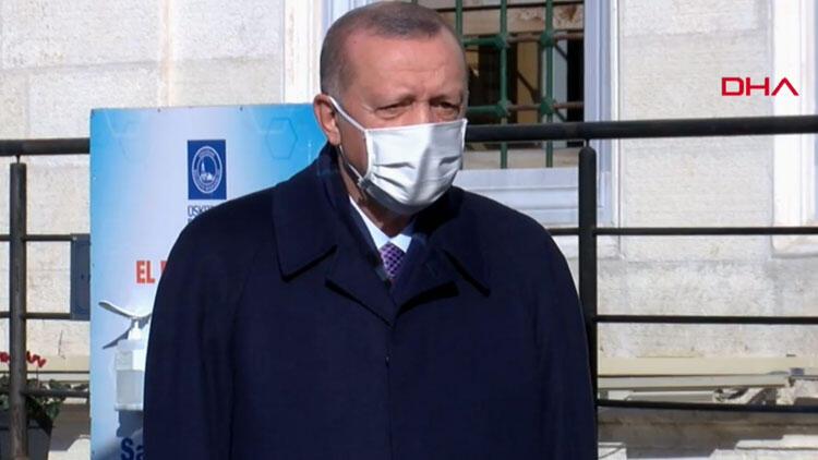Cumhurbaşkanı Erdoğan'dan flaş açıklamalar: Daha Sıkı Tedbirler Alacağız.