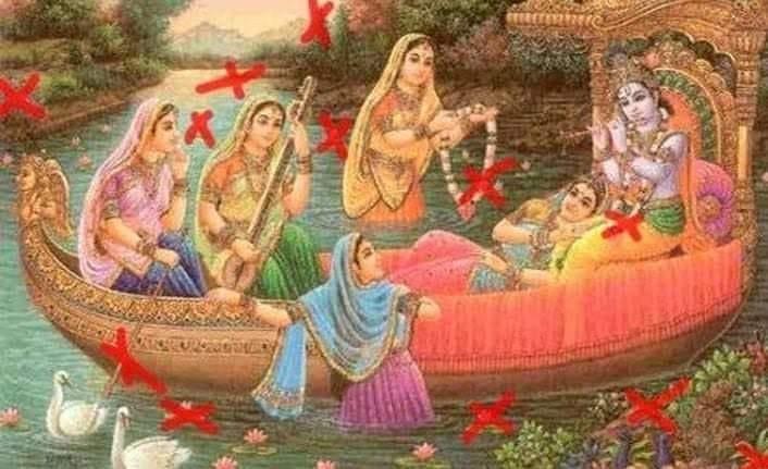 Hindistan'da çok ünlü bir ressam varmış.