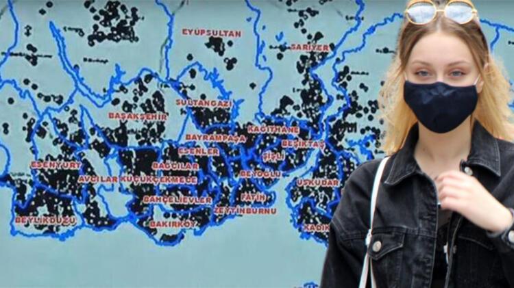 İstanbul'lular Dikkat! Bu Yerlerde Virüs Tehlikesi