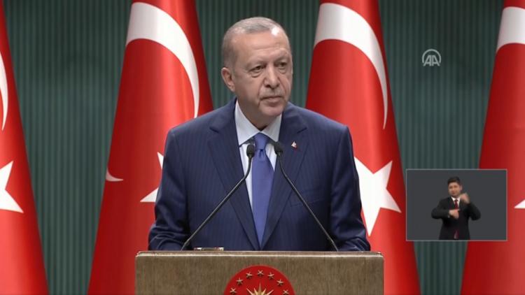 Alınan Yeni önlemleri Cumhurbaşkanı Erdoğan Açıkladı: İşte Yüz Yüze Eğitime Başlayacak Olan Sınıflar