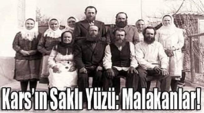 Kars'ın Süt Kokan İnsanları:  MALAKANLAR. Tarihin en tanınmış Malakanının dünyaca ünlü yazar olduğunu biliyor muydunuz.?