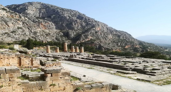 Kehanetler şehri: Delphi