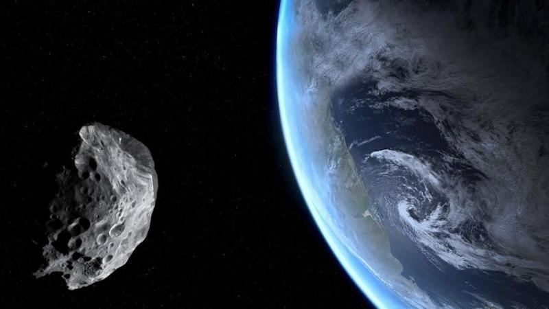 NASA'dan Korkutan Açıklama: Bir Gök Taşı Hızla Dünyaya Yaklaşıyor