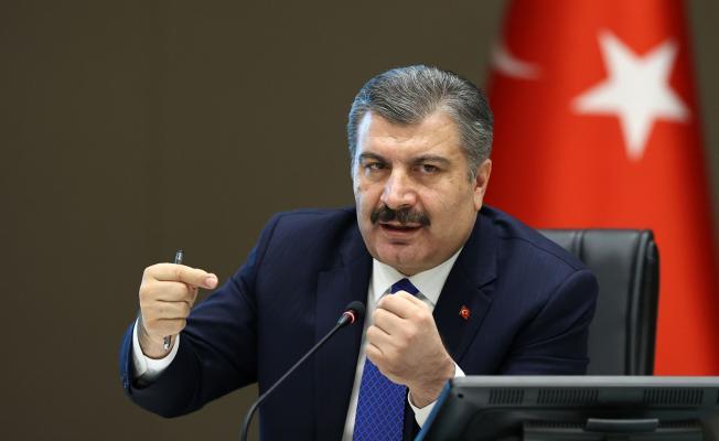Sağlık Bakanı Fahrettin Koca'dan Gece Yarısı Çok Önemli Açıklamalar