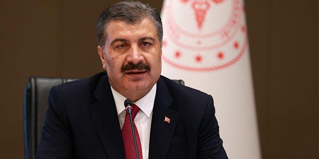 Sağlık Bakanı Fahrettin Koca Günlük Vaka Ve Ölü Sayısını Açıkladı: Artış Devam Ediyor